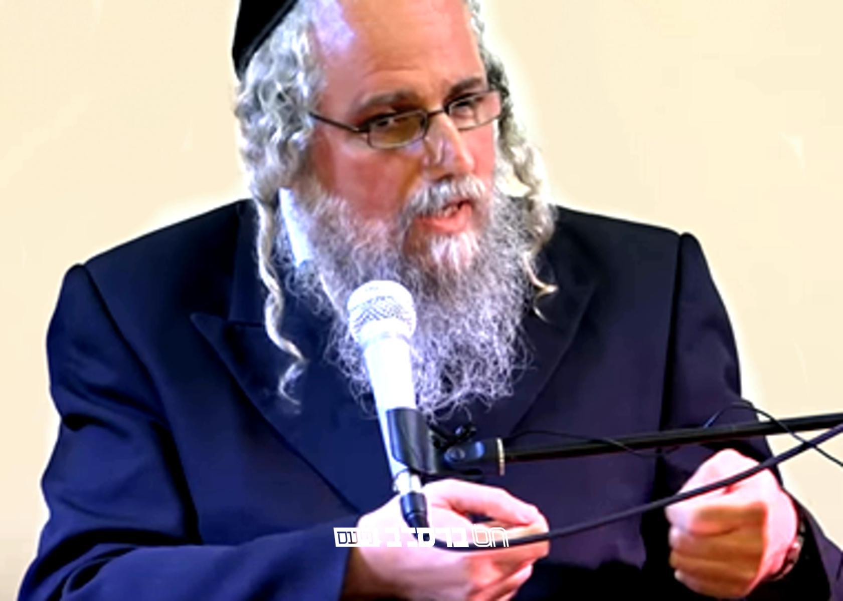 """הרב ארז משה דורון שליט""""א עם שיעור נפלא במשנתו של רבינו לקראת חג הפסח."""