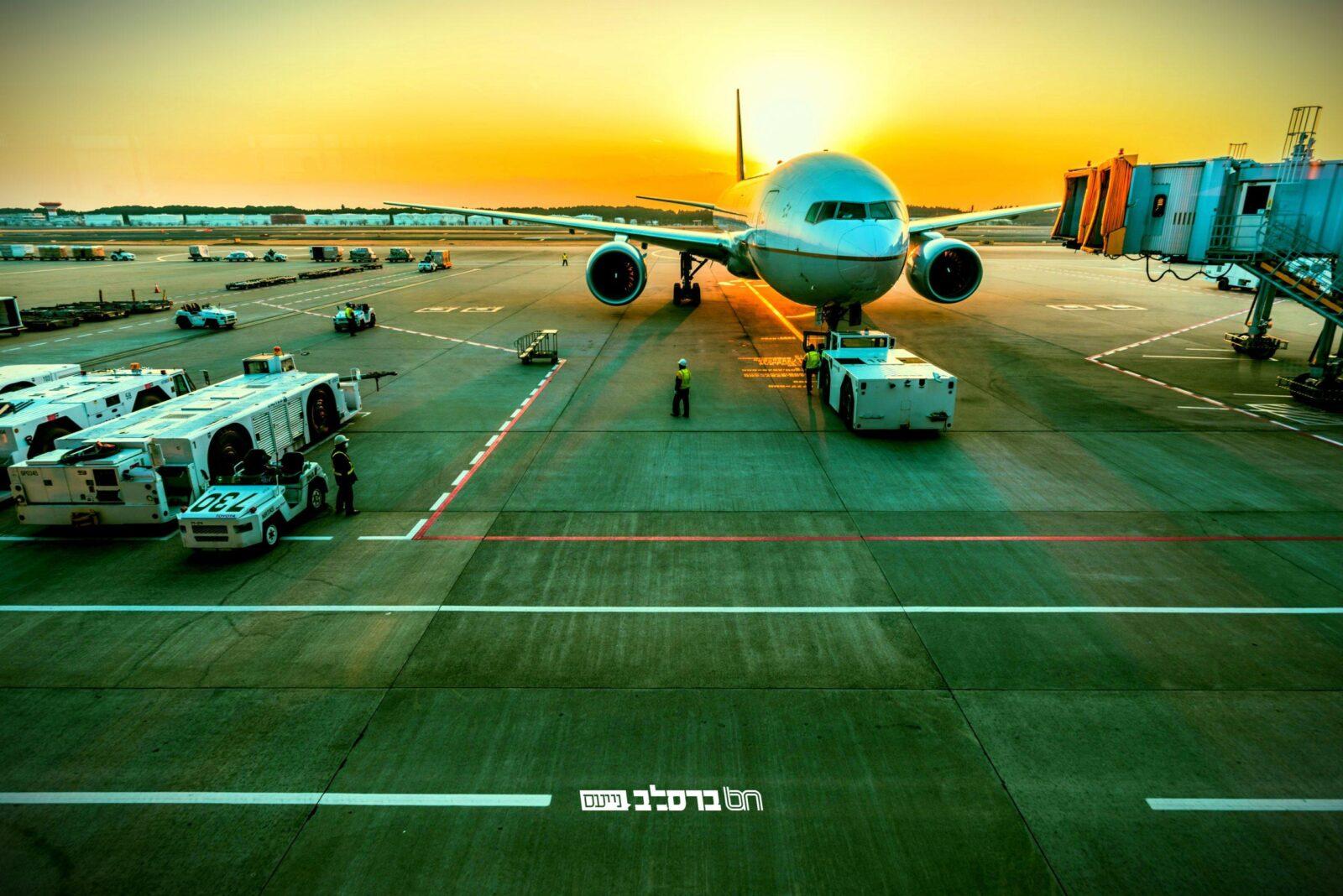 הטיסות לאוקראינה • משרד הבריאות האוקראיני מציג תכנית לחידוש הטיסות