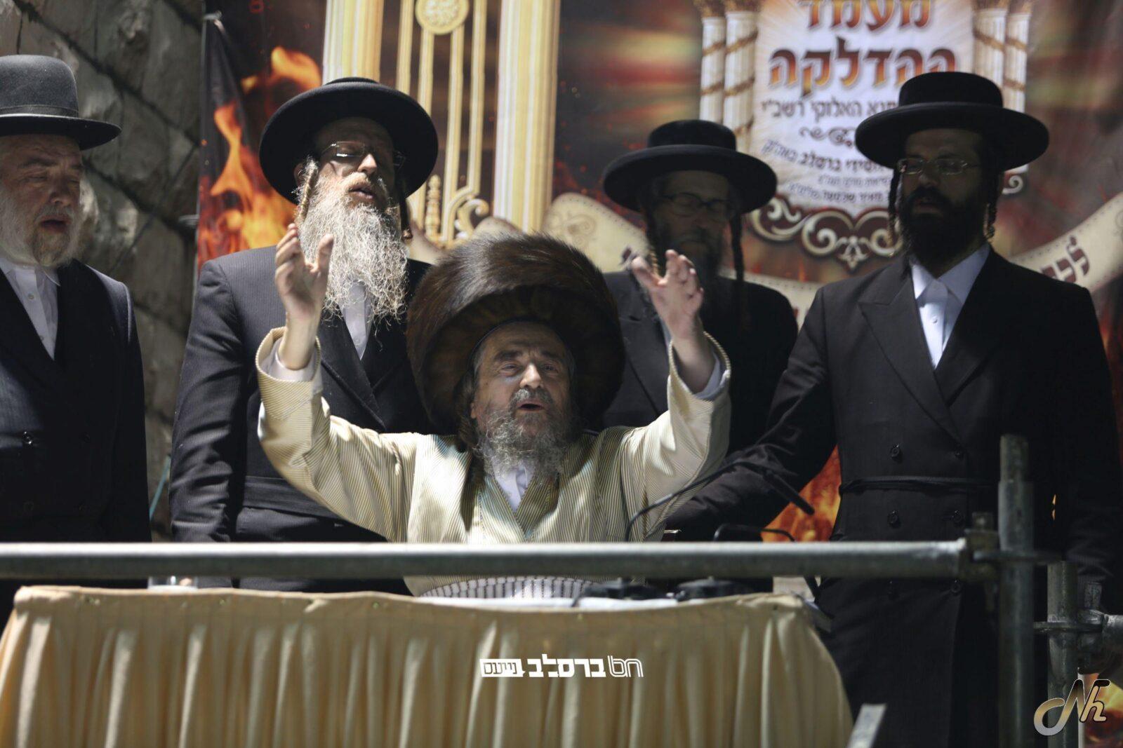 """הילולא דרשב""""י: הגה״צ רבי יעקב מאיר שכטער שליט״א יערוך הדלקה בשידור חי טלפוני"""