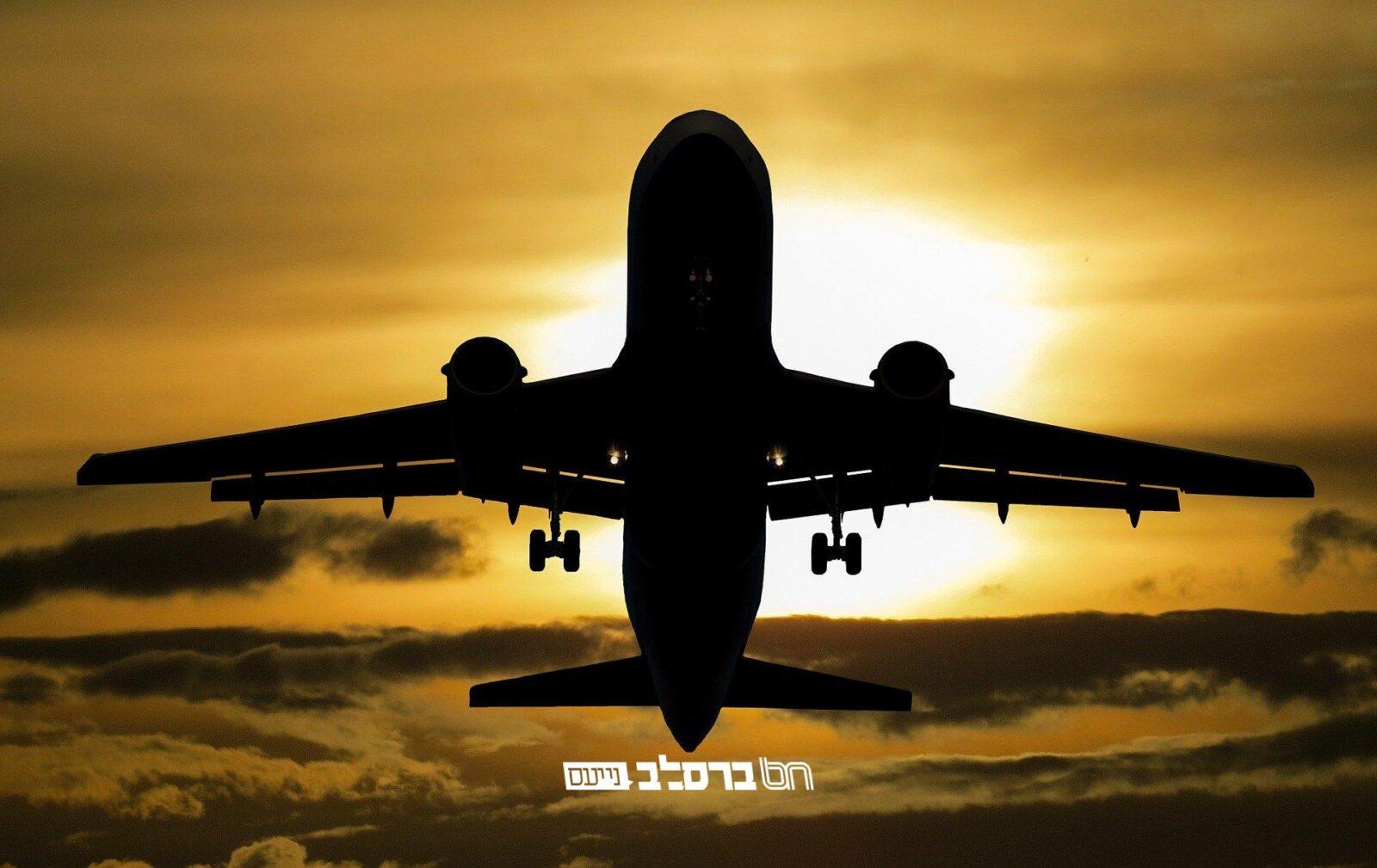 """הטיסות לאומן: """"טיסות לאוקראינה לא יחודשו בחודש מאי""""; אולי במהלך הקיץ • פרטים חדשים"""