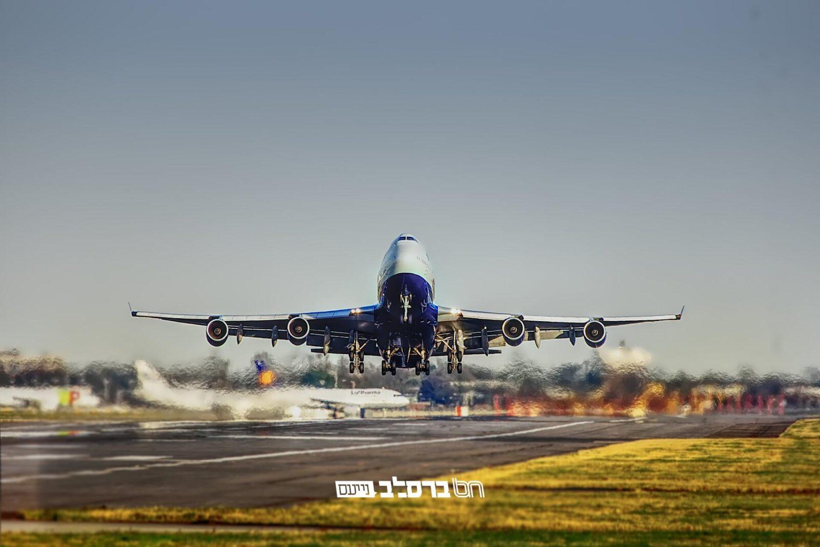 """אוקראינה • עדכון לאחר ישיבת הקבינט: שדות התעופה יחדשו פעילותם בכ""""ג סיון"""