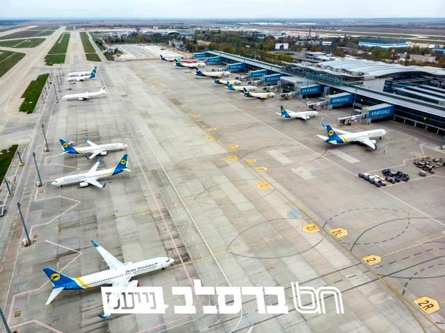 סיבה לתקוה? ראש ממשלת אוקראינה: 'יתכן שהטיסות לאוקראינה יחודשו בחציו השני של חודש סיוון'