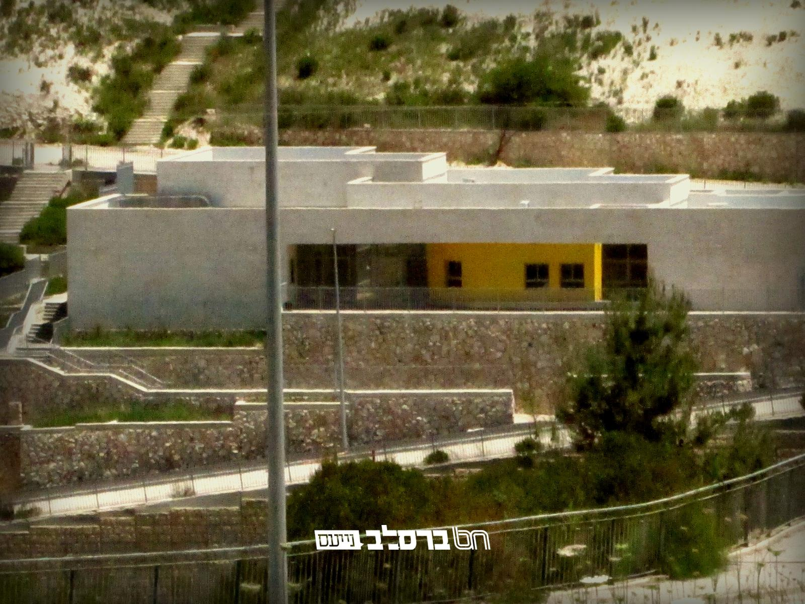 הר יונה: תלמוד תורה ברסלב נכנס למבנה קבוע גדול ומרווח לרווחת תינוקות של בית רבן