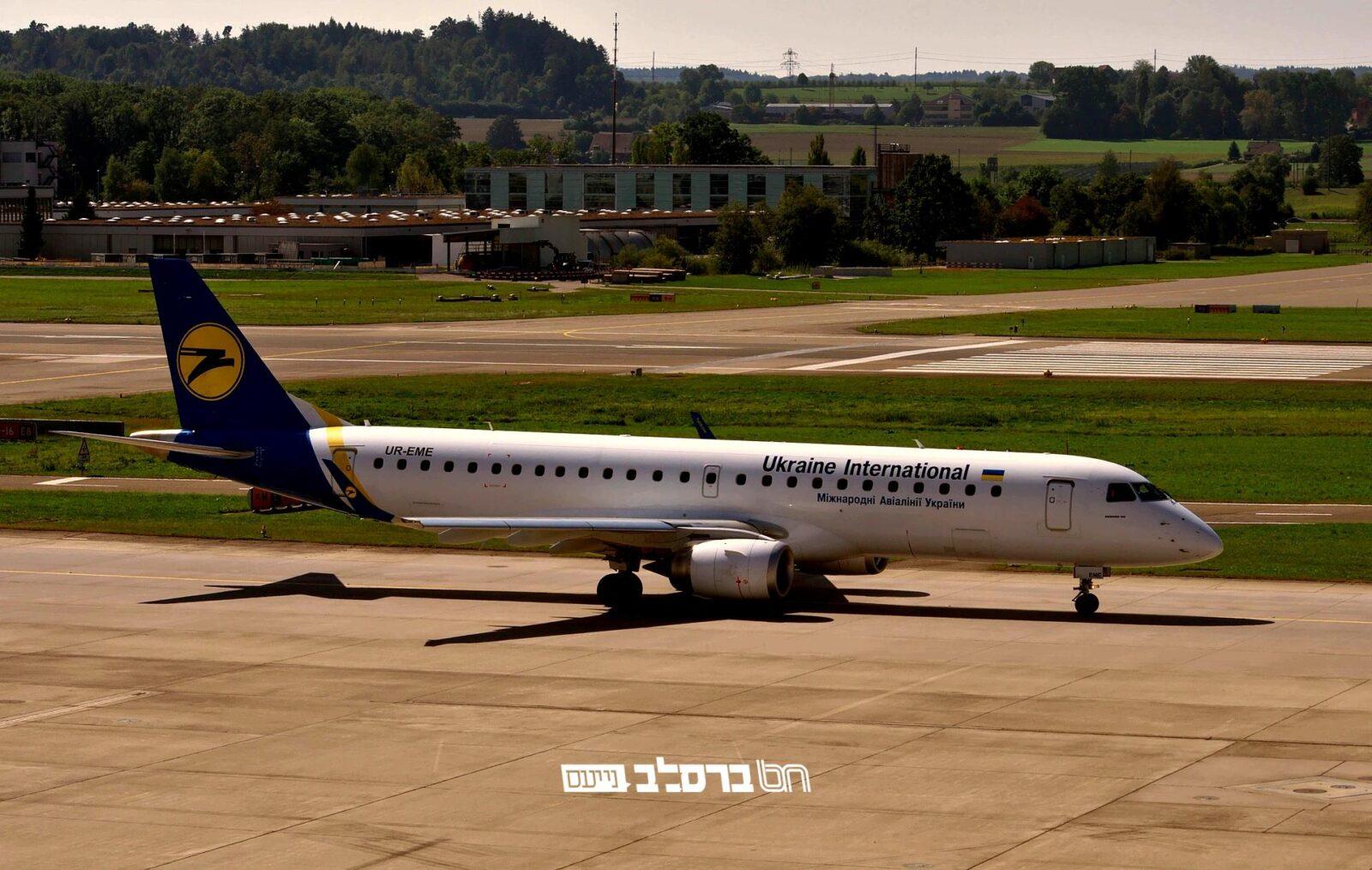 חברת התעופה UIA מציעה להתיר למחוסני קורונה כניסה חופשית לאוקראינה