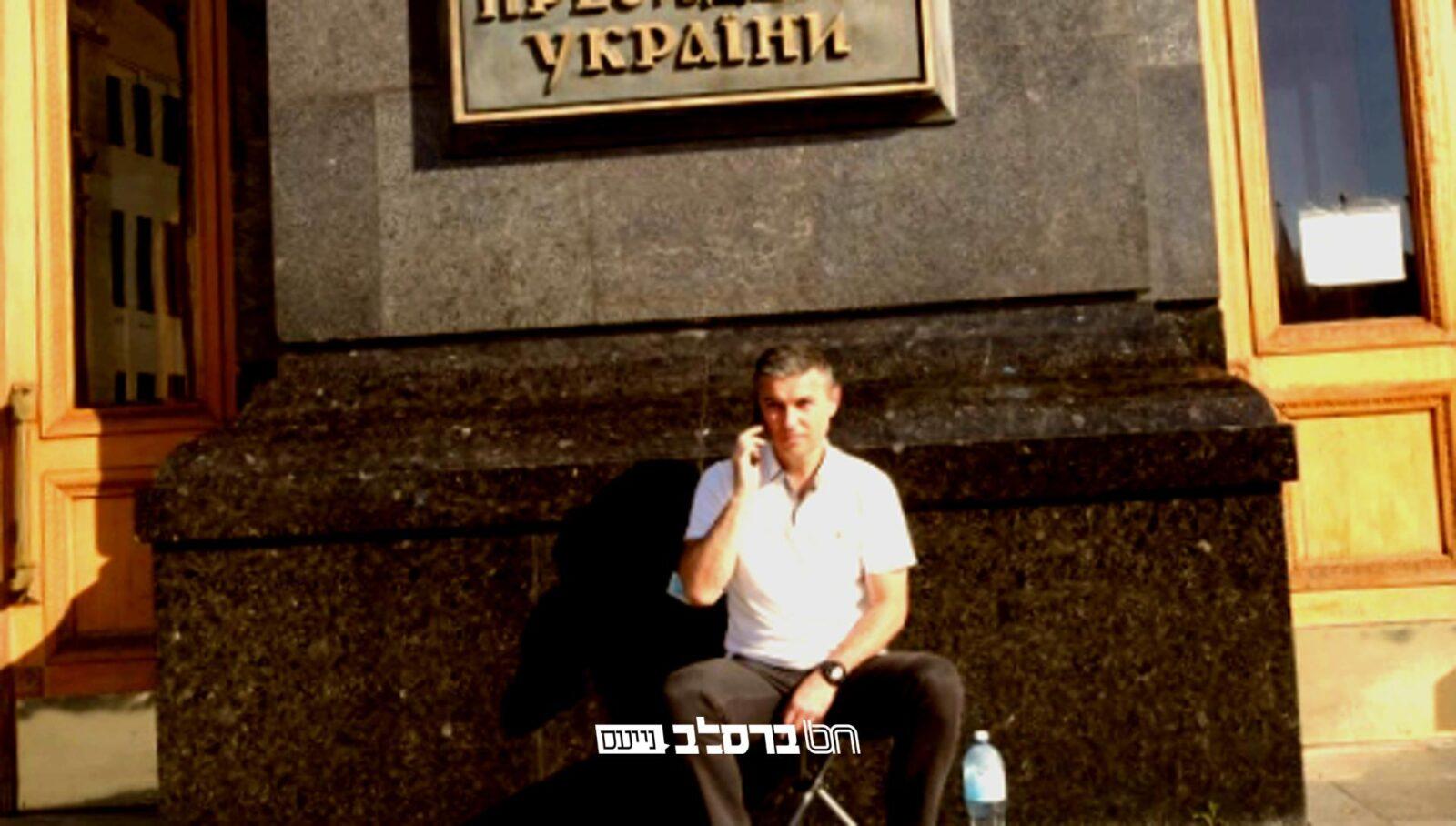 אומן • ראש העיר אומן אלכסנדר צבריי נפסל מלהתמודד בבחירות הקרובות לראשות העירייה