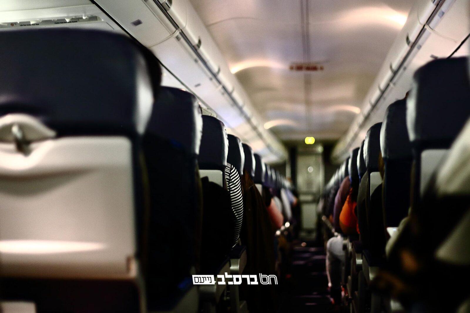 """ה""""סגר"""" יורד מהשמיים • בעקבות הלחץ הציבורי חוזר שדה התעופה לפעילות סדירה הלילה (ה'), בחצות"""