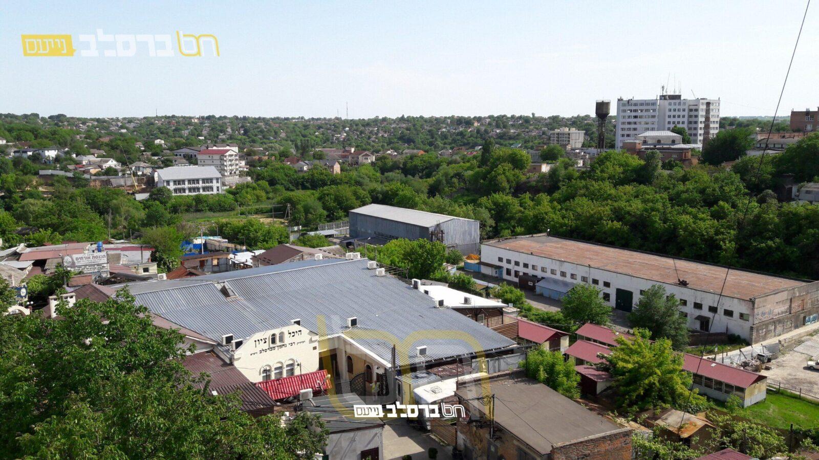 ירושלים הקטנה באומן • כל הפרטים על הצעת חוק לפיתוח אזור הציון הקדוש באומן