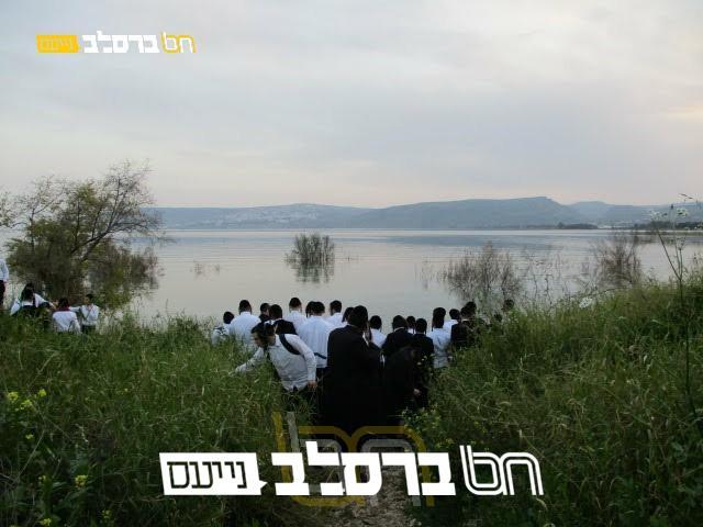 קִבְרֵי צַדִּיקִים • ישיבה לצעירים 'אהבת משה במסע לתפילה והודאה