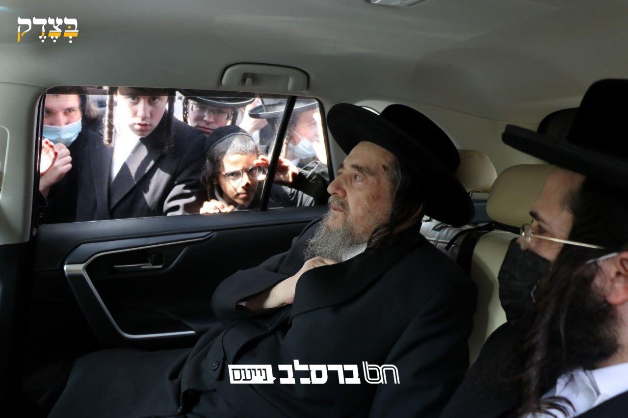 """משטרת ישראל בנסיון להלך איימים על נכדו של הגרי""""מ שכטער • האזינו"""