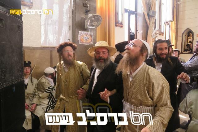 ירושלים • משתה היין בבית הכנסת הגדול שבירושלים ה'שול' • גלריה שניה