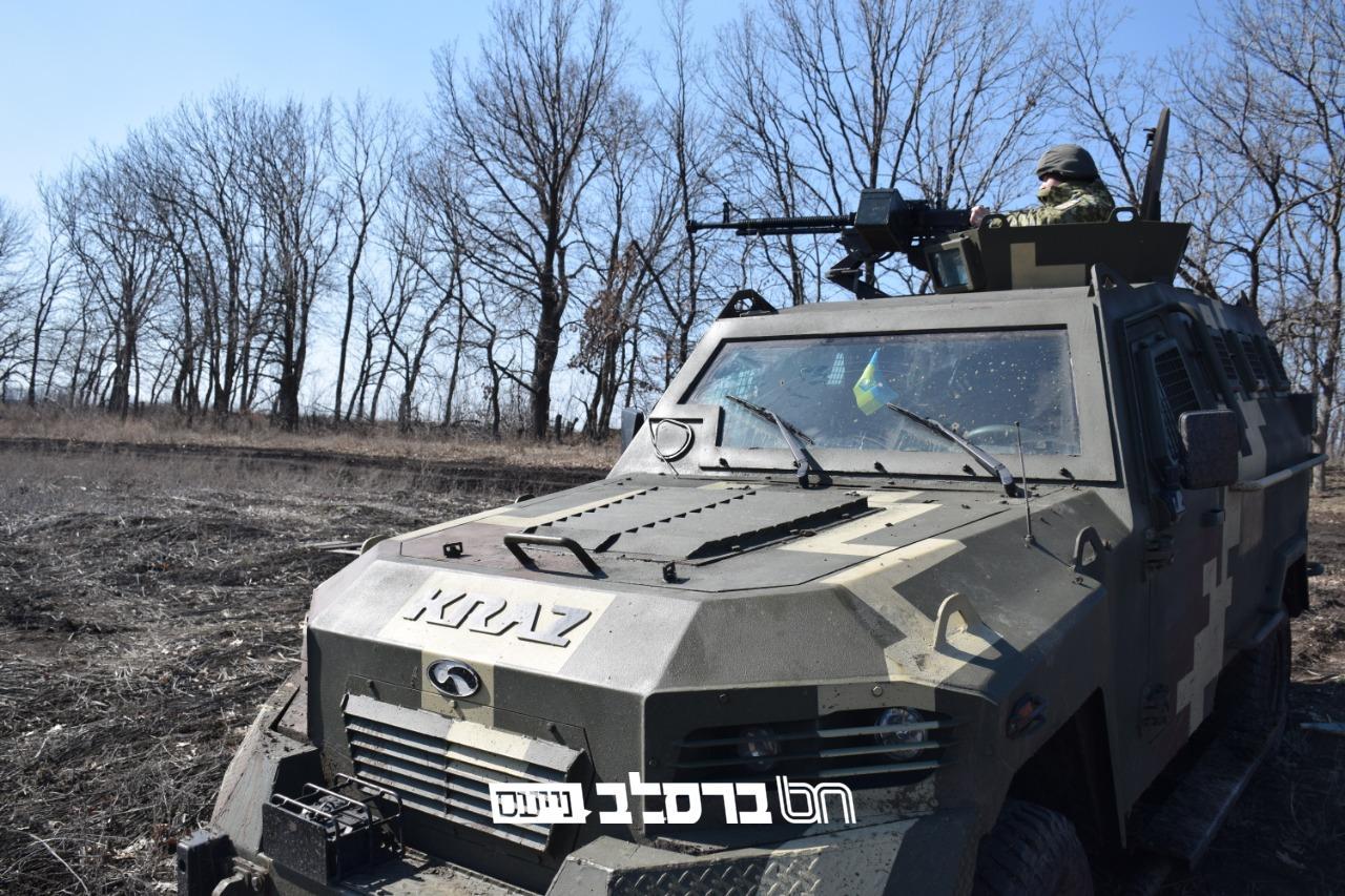 דונבאס • המתיחות המתחממת בין אוקראינה לרוסיה, אין השפעה על העולים לאומן • כל הפרטים