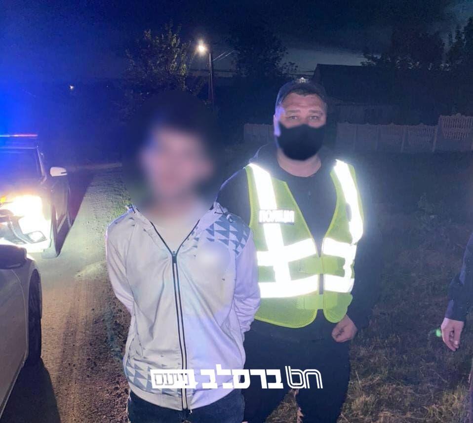 אומן • נעצר חשוד ישראלי שיירה בשני יהודים במהלך השבת