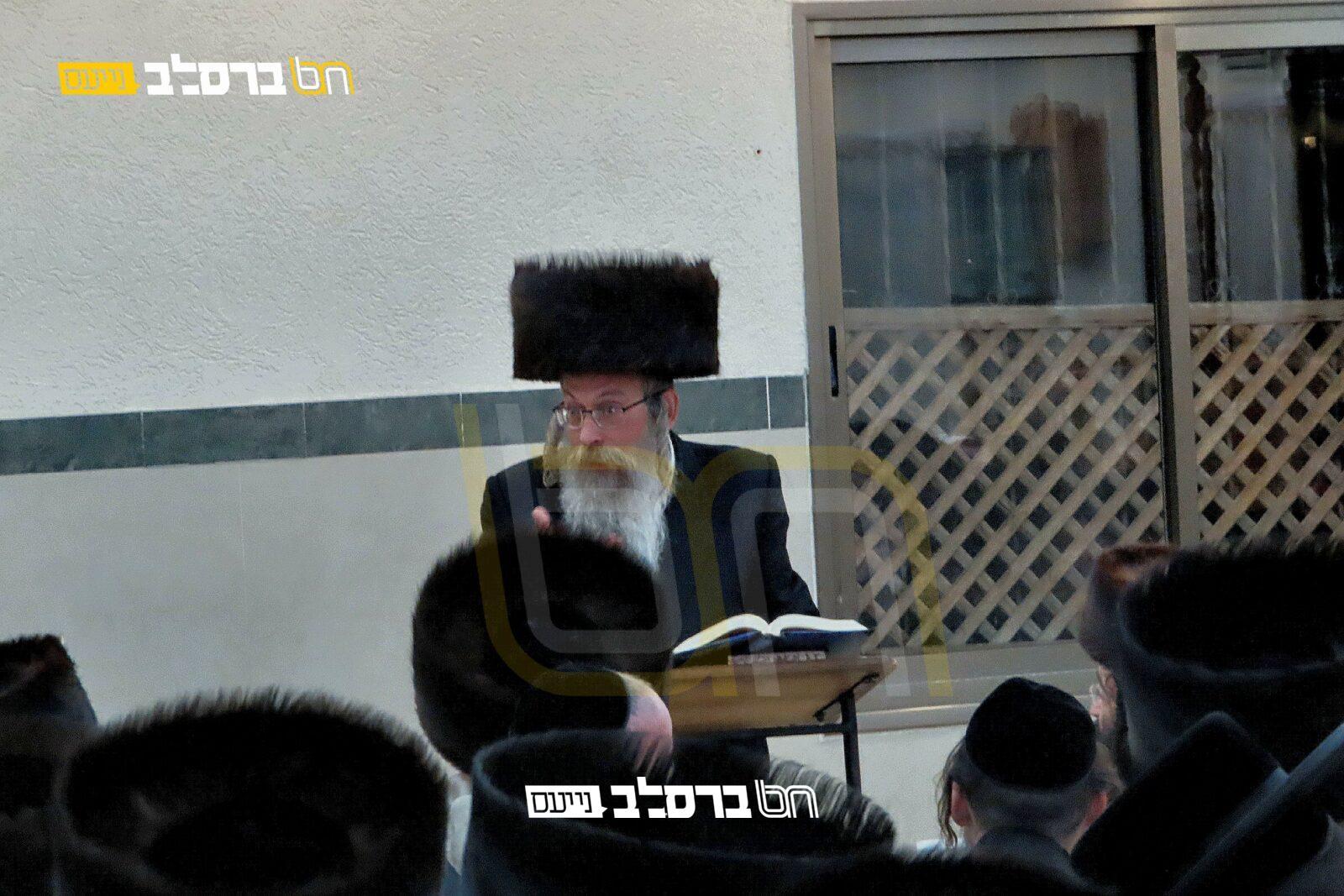 בית שמש • הרב אליהו גודלבסקי בשבת ב'נחלת חן'