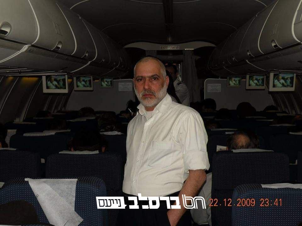 """בָּרוּךְ דַּיַּן הָאֱמֶת: הרב חנניה סויסה ע""""ה שהטיס אלפים לציון רבינו הקדוש"""