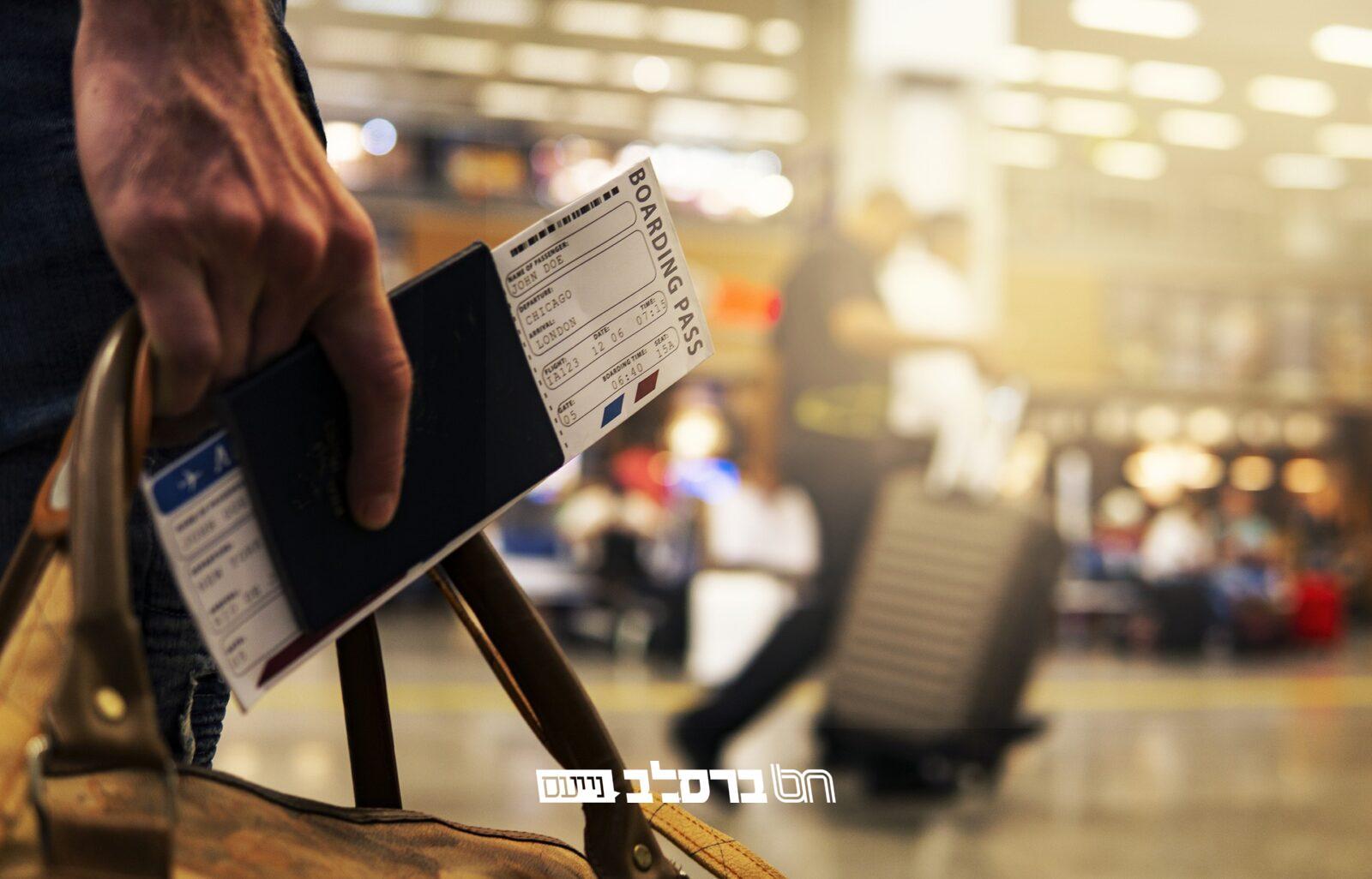 פרסום ראשון: אוקראינה צפויה לרדת מרשימת המדינות האסורות לטיסה