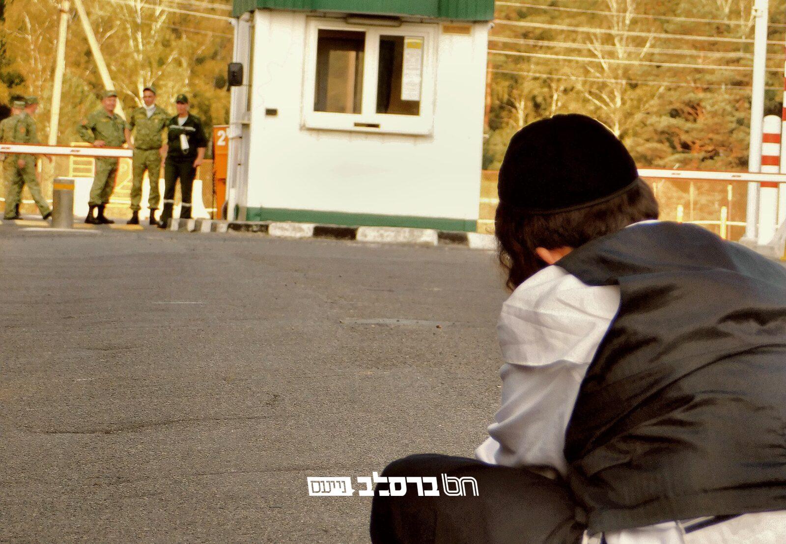 אוקראינה • נחסמו מעברי גבולות אוקראינה-בלארוס
