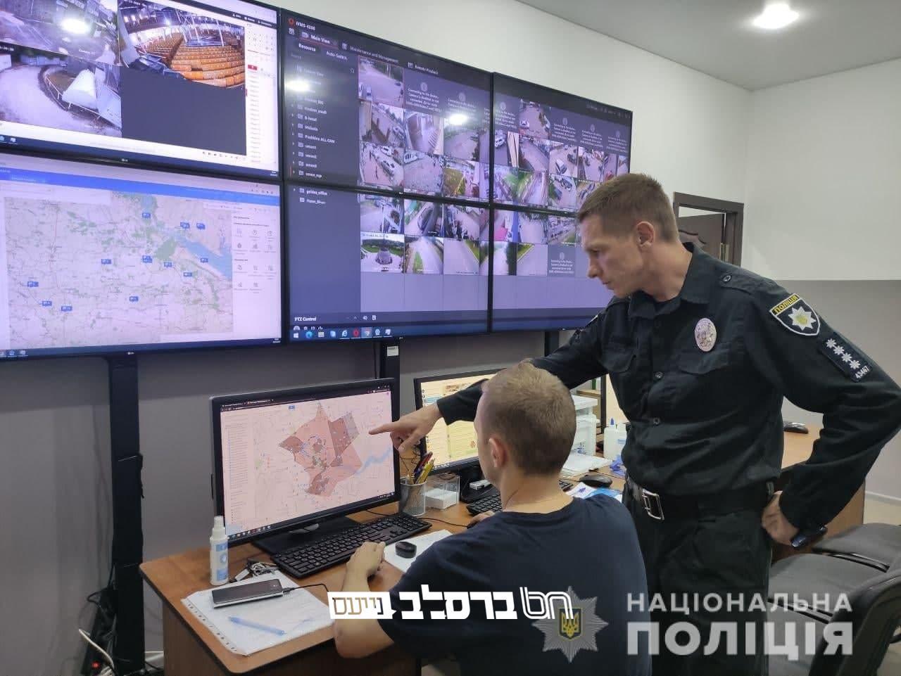 """פרסם דברי נאצה אנטישמיים באומן ונעצר ע""""י המשטרה • יד קשה נגד מפירי סדר"""
