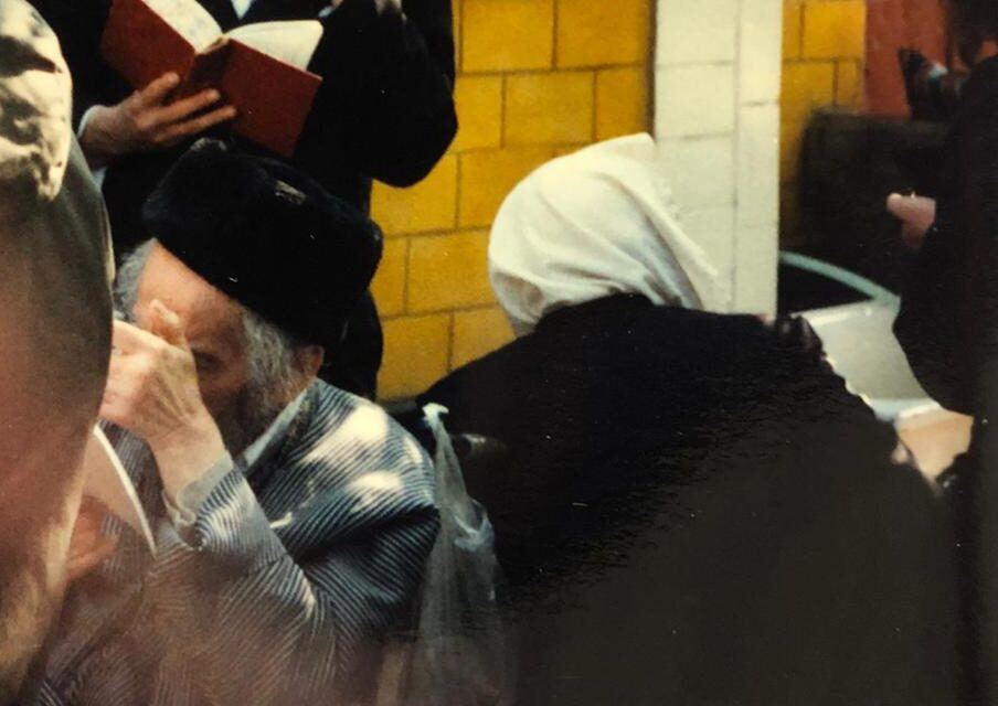 """סיפור • נסיעתו האחרונה של רבי שמואל שפירא זצ""""ל לקיבוץ ראש השנה תשמ""""ט"""